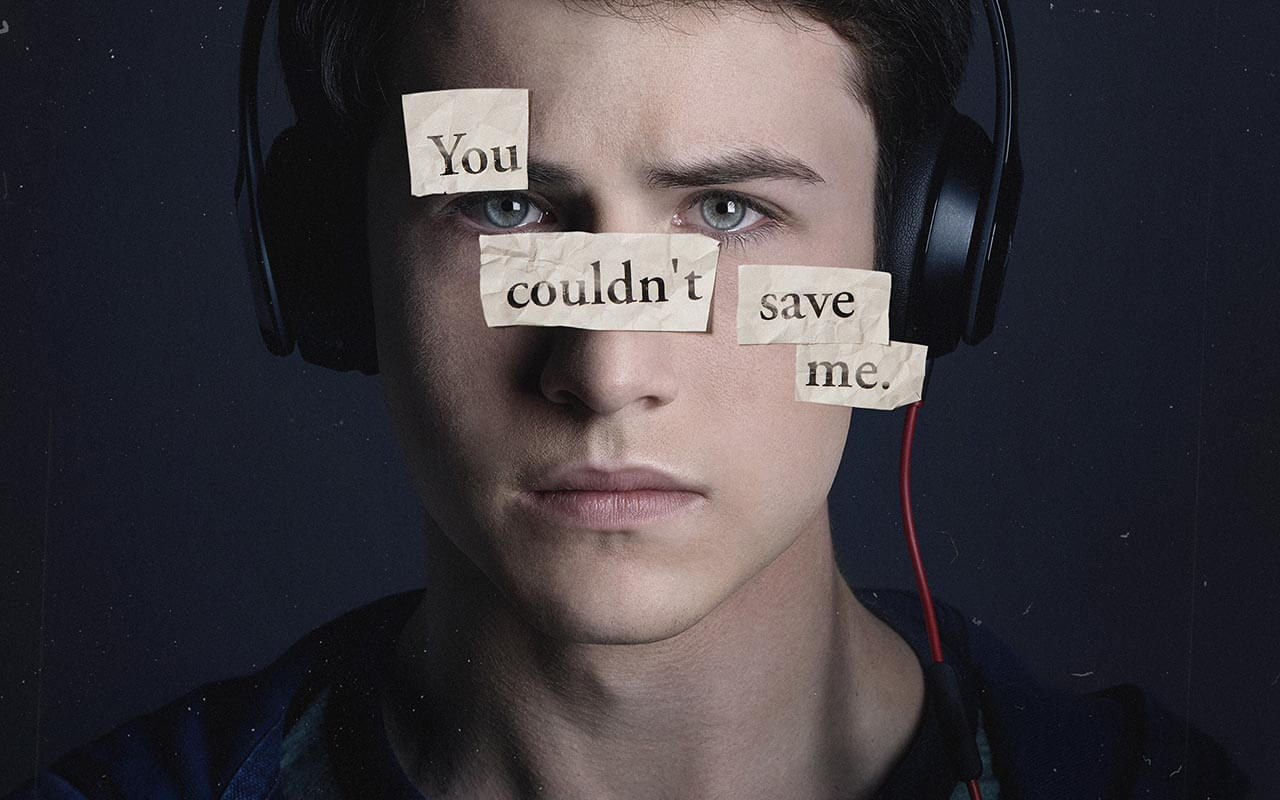 On the Box podcast discussing 13 Reasons Why