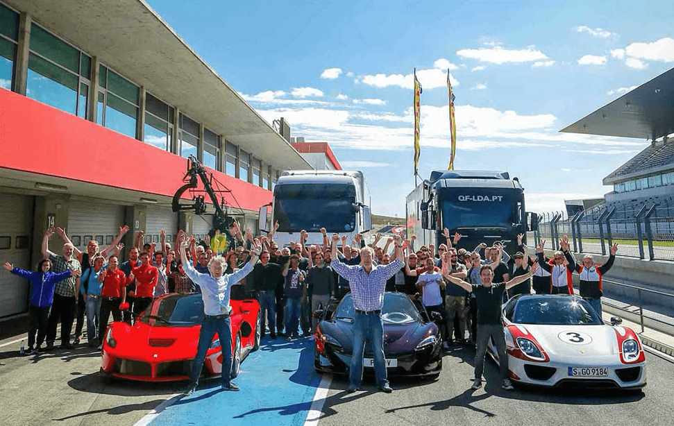 The Grand Tour topples Netflix from global in-demand top spot