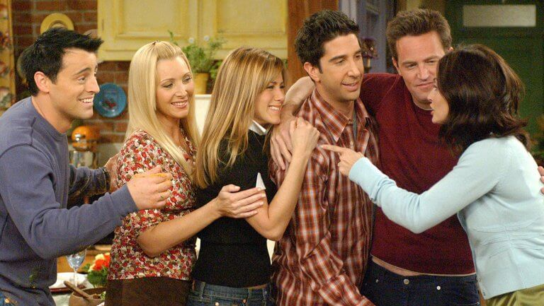 'Friends' Is Still Incredibly Popular Around the World