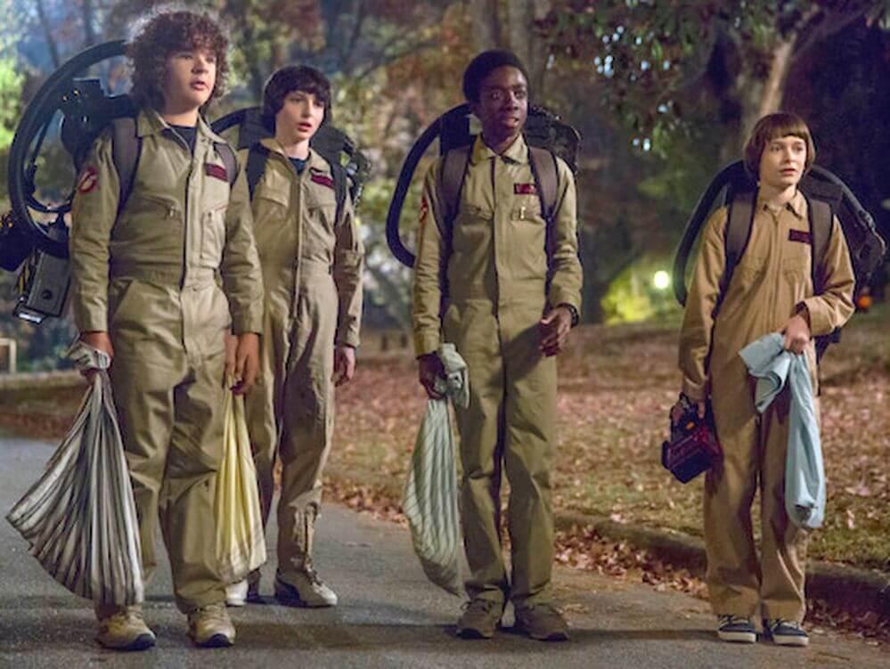 "Netflix agita Halloween con ""Stranger Things 2"""