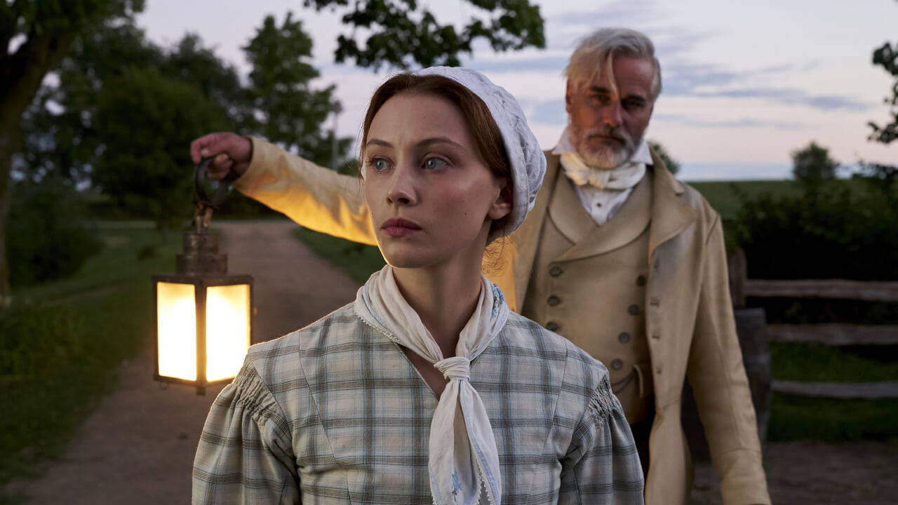 Will Margaret Atwood's Alias Grace Live Up to The Handmaid's Tale?