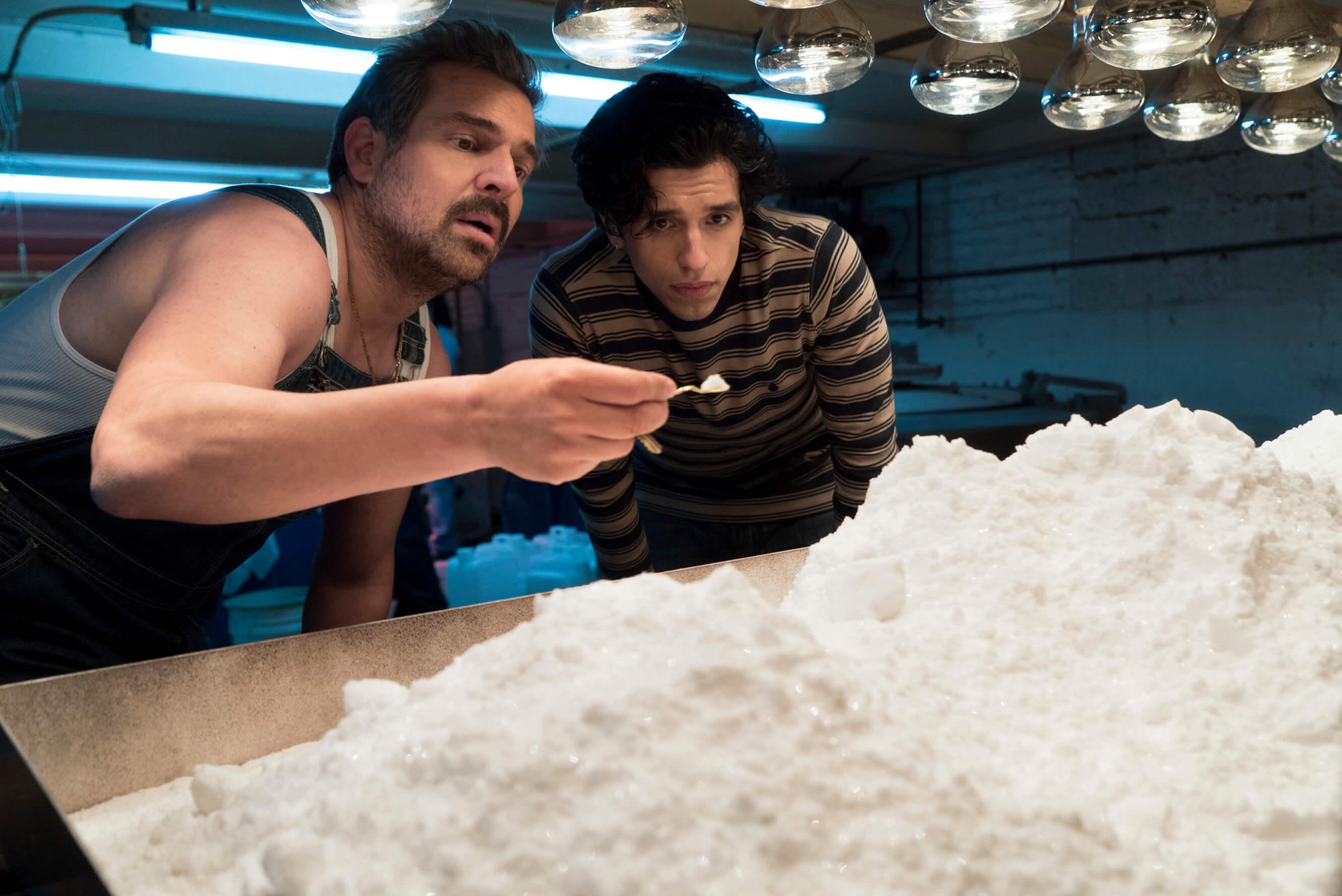Gaumont lleva a Narcos por primera vez a la TV lineal