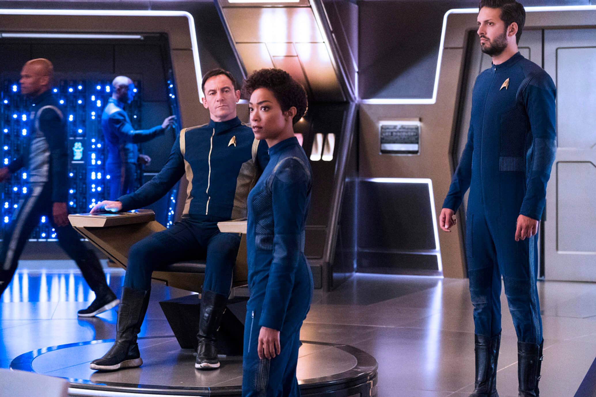 Hulu Is Gaining On Netflix, But Star Trek Discovery Is An Unstoppable Monster