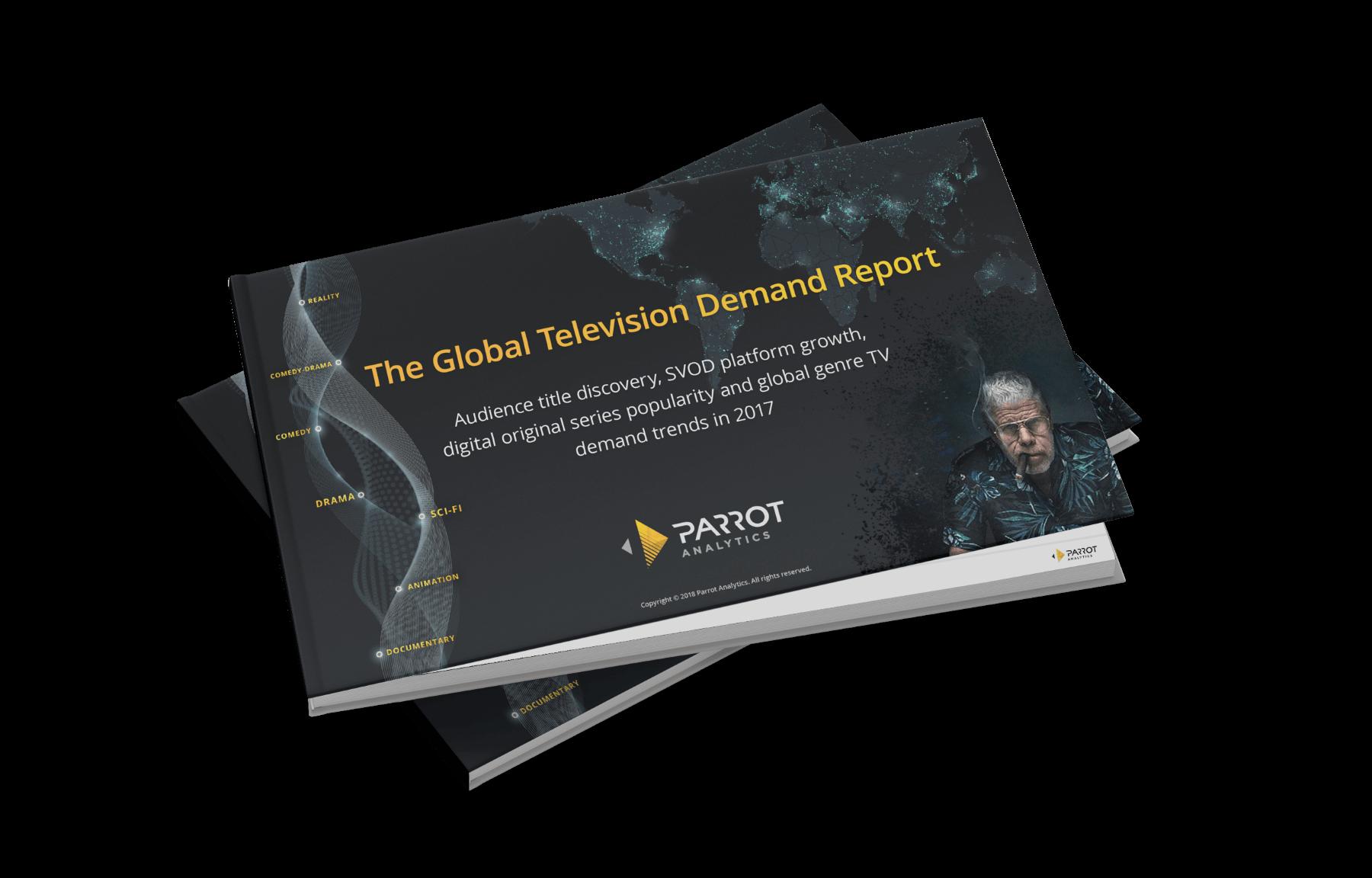 TV Demand Last Week (Feb 23, 2018): The Global Television Demand Report