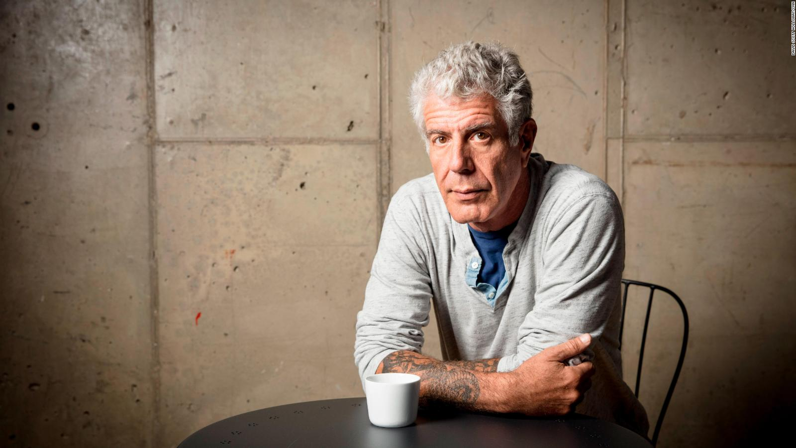 Anthony Bourdain: A leader in online engagement across the documentary genre