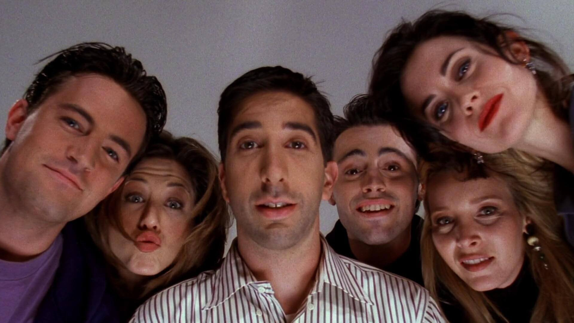 There's A Good Chance Netflix Could Lose 'Friends' Soon