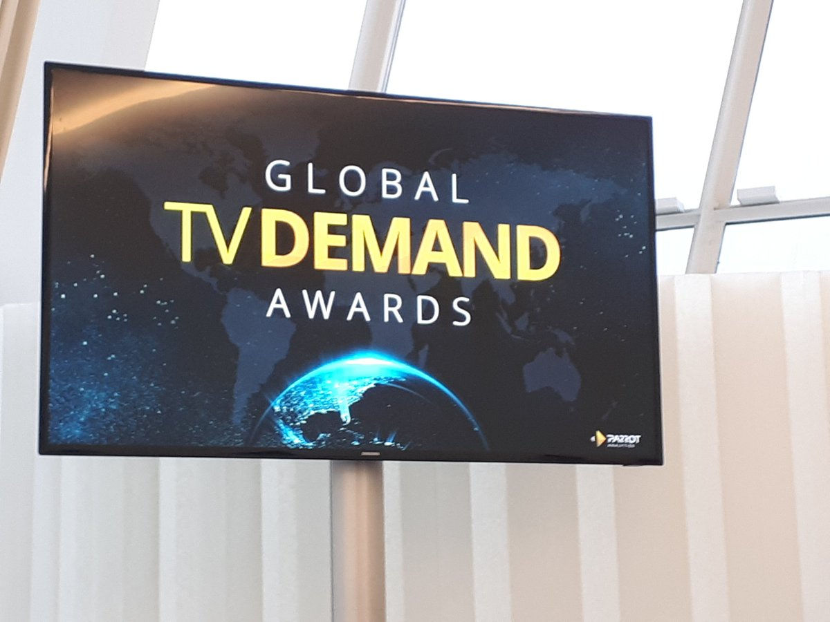 Parrot Analytics announced at MIPCOM the launch of the Global TV Demand Awards