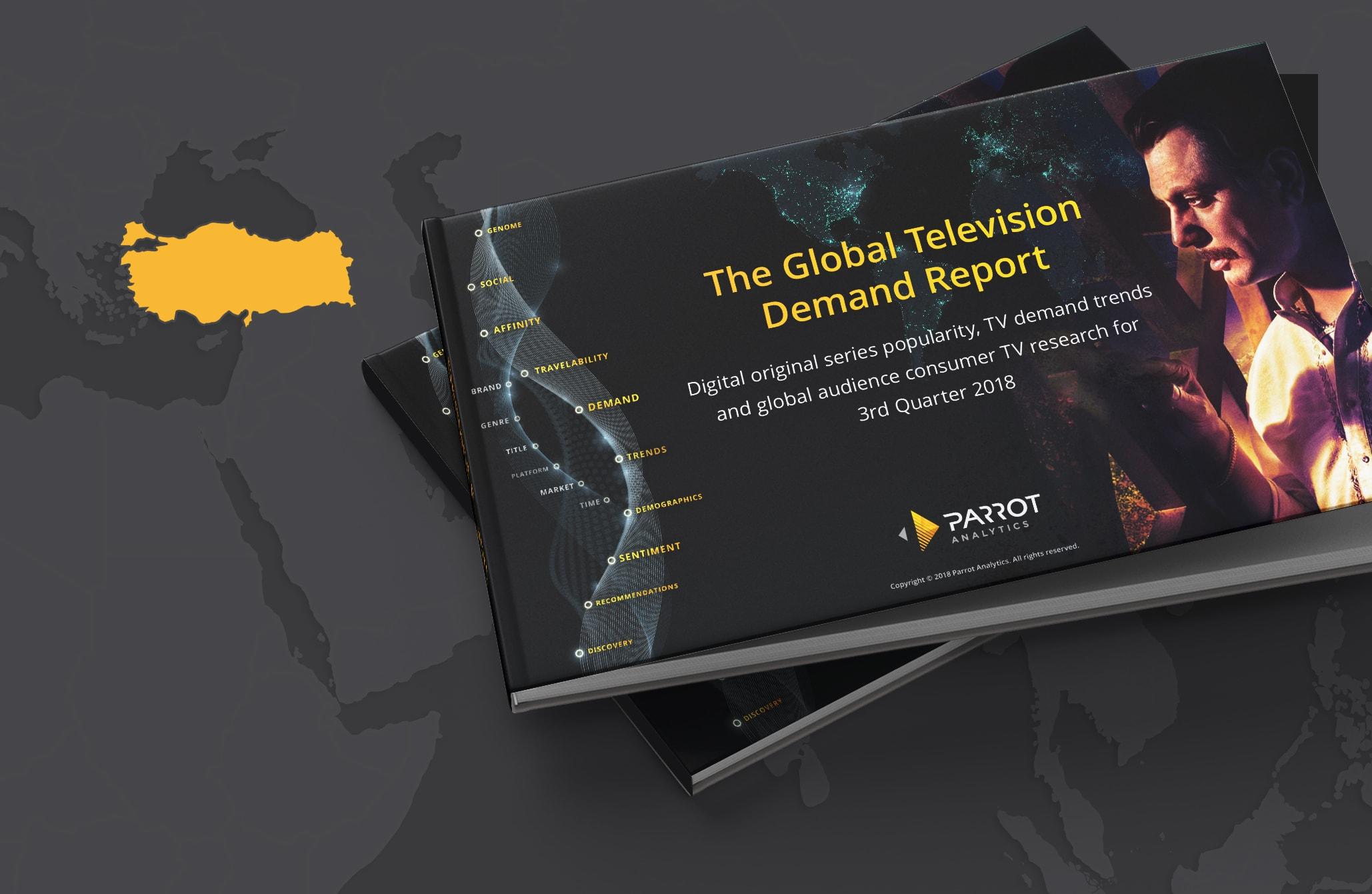 Turkey TV SVOD Demand Measurement