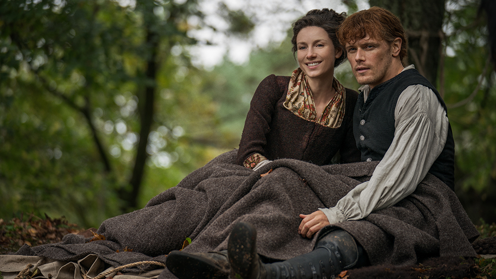 Outlander season 4 parrot analytics romance