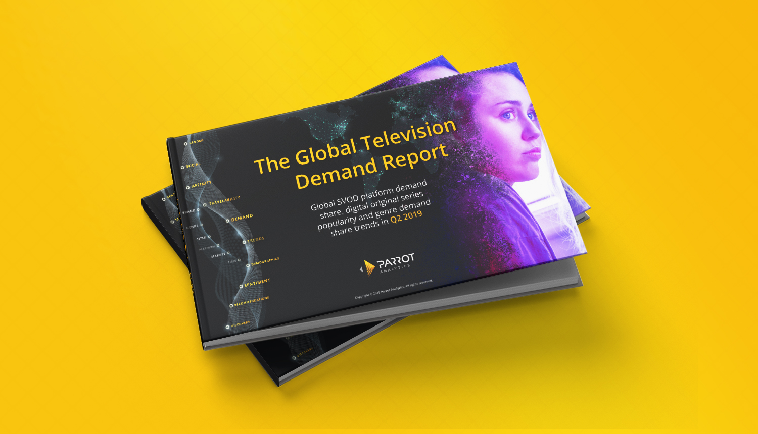 The Global Television Demand Report: Q2 2019
