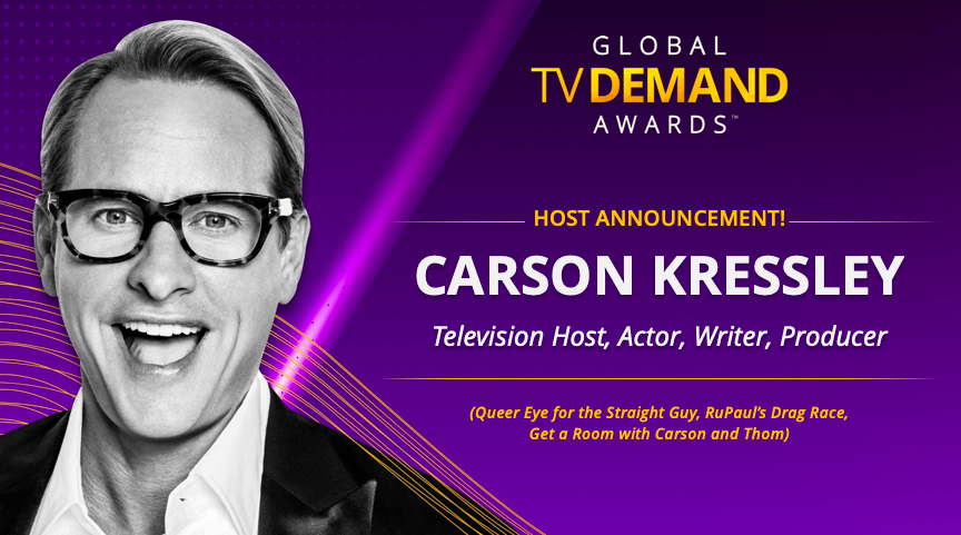 'Queer Eye's' Carson Kressley to Host Parrot Analytics' Global TV Demand Awards (EXCLUSIVE)