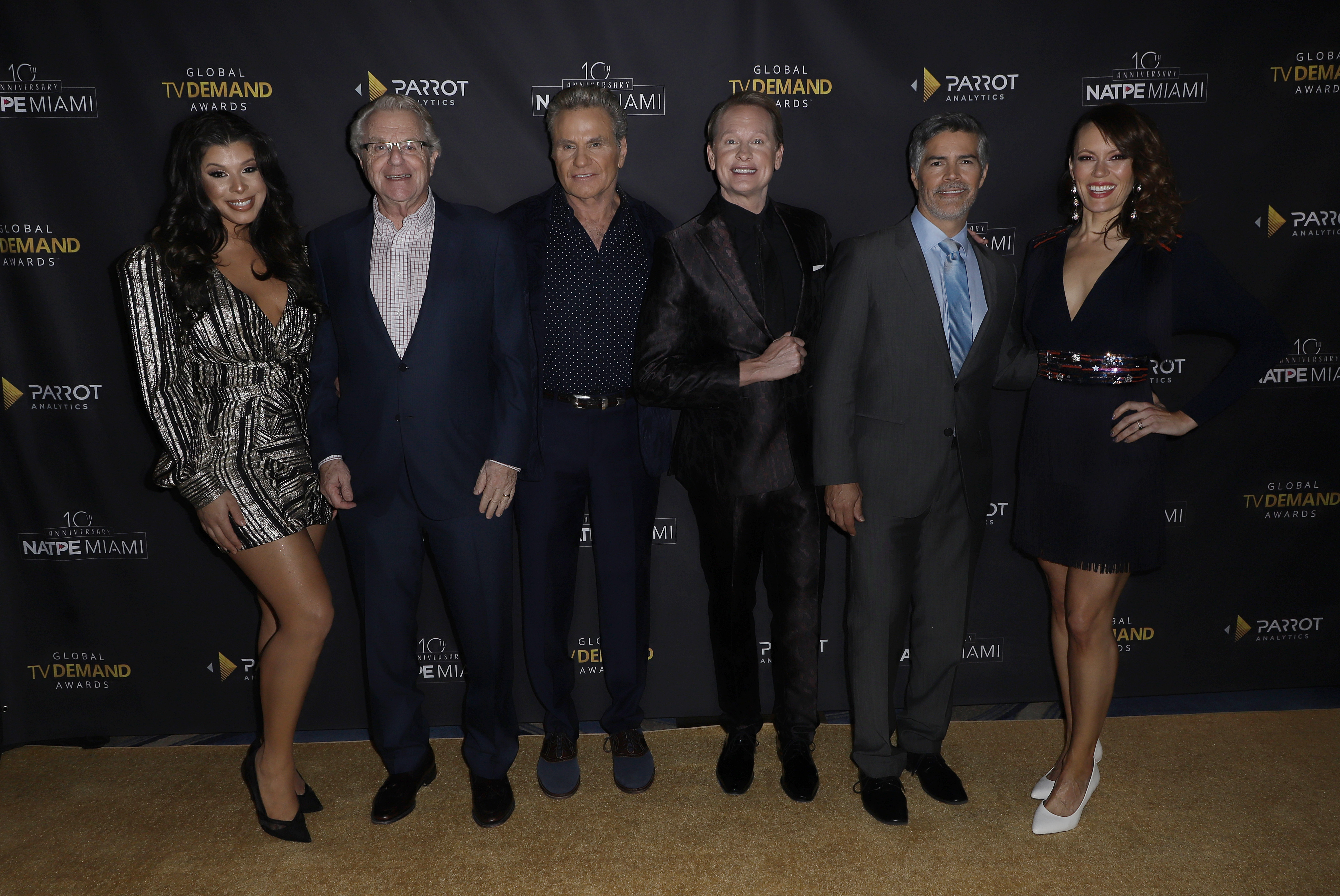 Game of Thrones named the most in-demand TV show in the world for 2019 at Parrot Analytics' 2nd Annual Global TV Demand Awards
